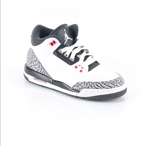 hot sales c8337 d0cdf Nike Jordan Retro 3 Boys Shoes